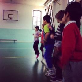 Progetto di Psicomotricità Educativa – Espressione Corporea sul tema del circo. Scuola primaria De Amicis, Treviglio. Anno 2014 -2015