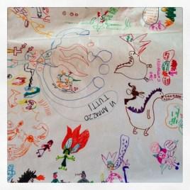 Progetto di Psicomotricità Educativa – Espressione Corporea sul tema della fiaba. Scuola primaria De Amicis e Bicetti, Treviglio. Anno 2015-2016