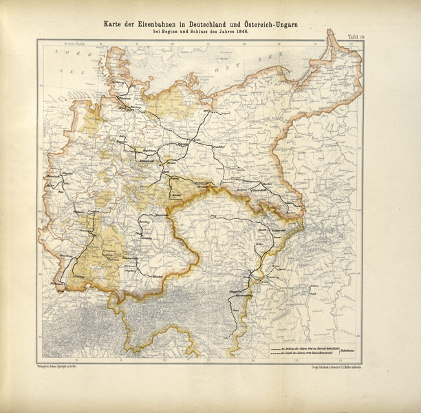 The Role of the State French and German Railroads