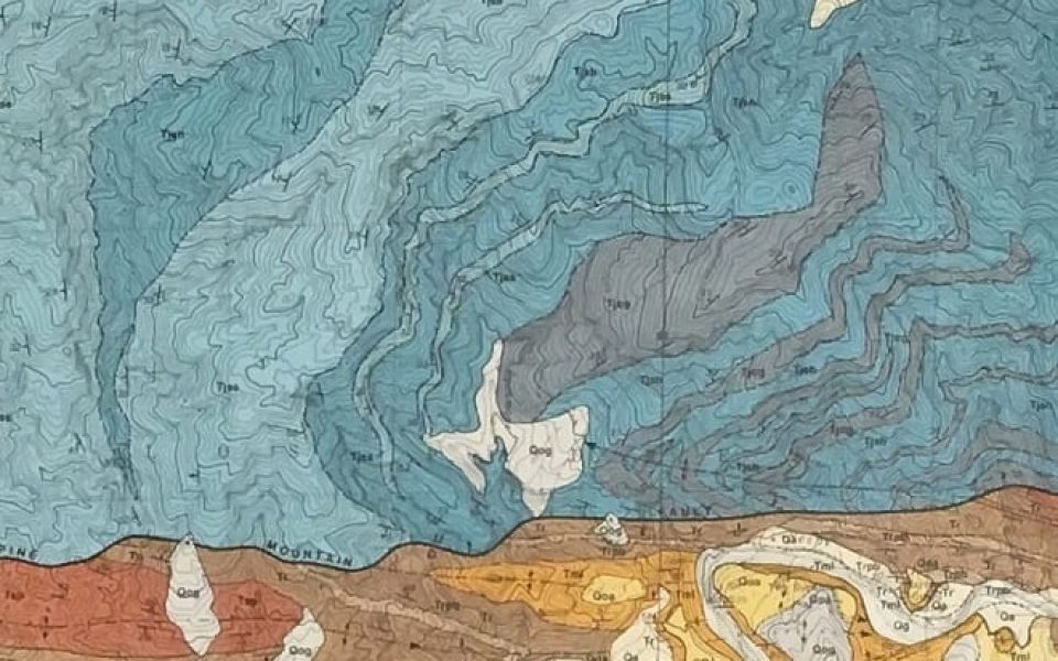 Featured Maps! Theme for the Week \u2013 Geologic Maps