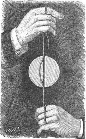 La pelota mágica