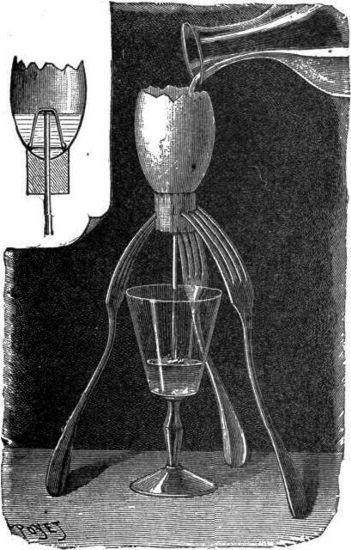 La copa de Tántalo