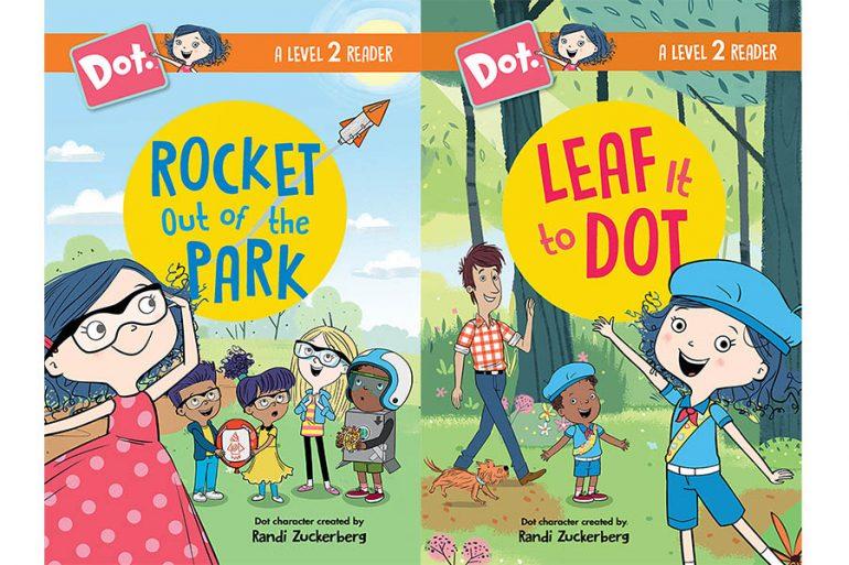 New books based on \u0027Dot\u0027 animated series Licensing Magazine