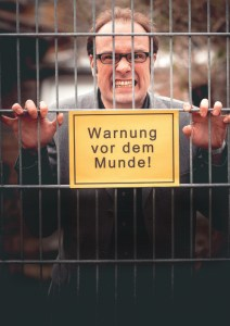 René Sydow: Warnung vor dem Munde (ABO A) @ Kulturzentrum Lichtburg | Wetter (Ruhr) | Nordrhein-Westfalen | Deutschland