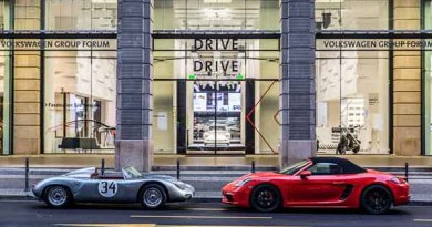 "Porsche opens ""Fascination Sports Cars"" brand exhibit"