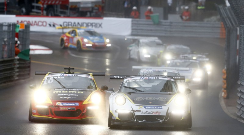Porsche Junior Matteo Cairoli wins anniversary race in Monaco