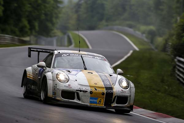 Five class victories for Porsche customer teams at the Eifel classic