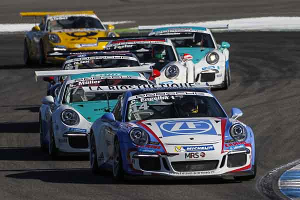 Career opportunity with Porsche Carrera Cup Deutschland