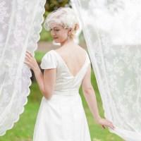 DIY-Fotohintergrund & Hochzeitsreportage von Irina & Chris Photography