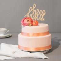 """Lucky cake: neue Kuchenschilder von """"Lucky You""""*"""