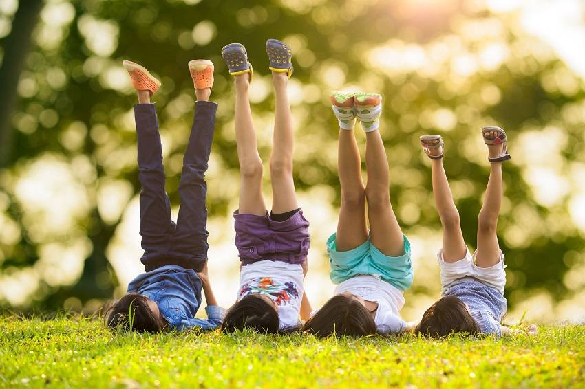 Why Your Kid Should Spend Time in Nature