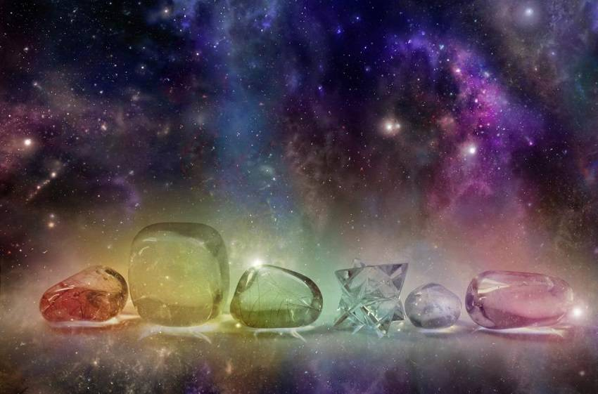 Healing Crystals and Their Amazing Powers