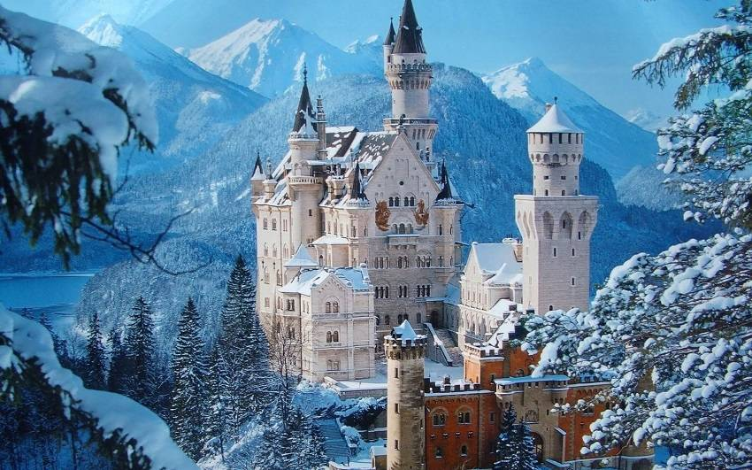 fairy tale places That Actually Exist