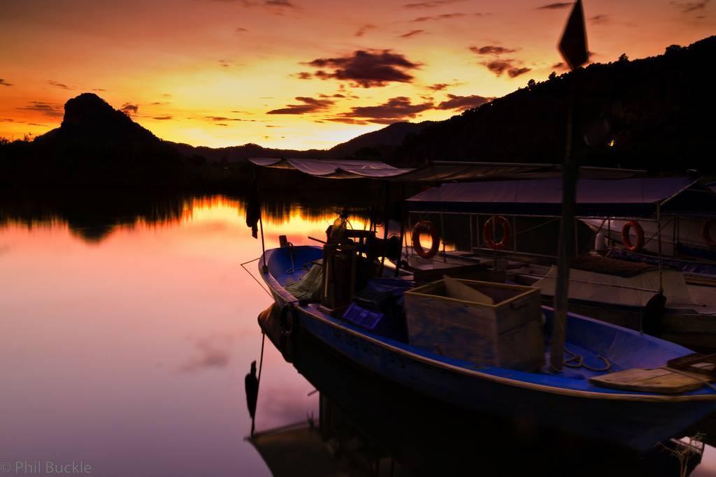 Magnificent Sunsets Dalyan, Turkey