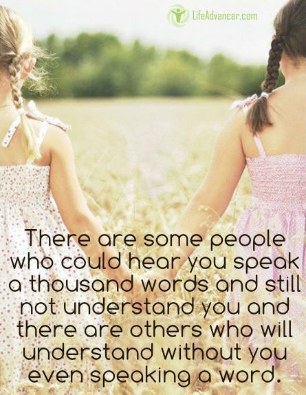 some people who could hear you speak