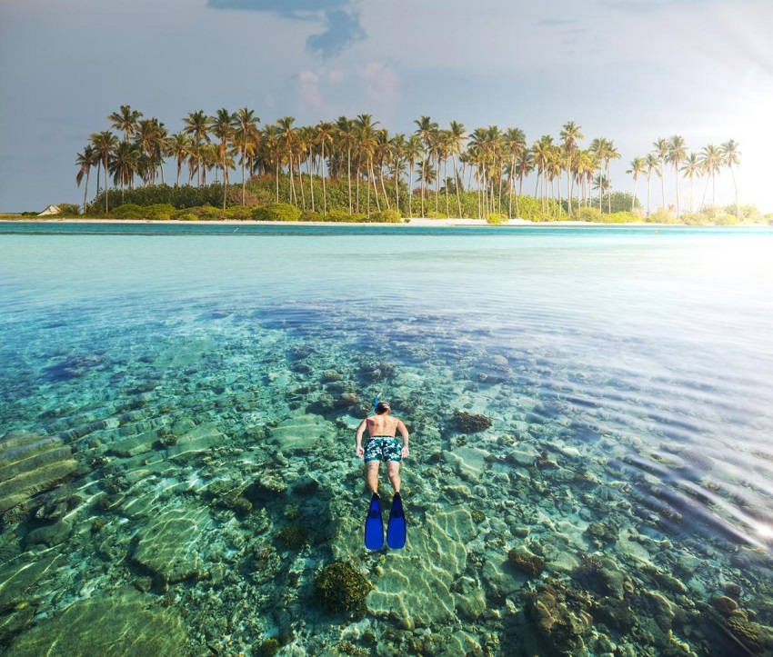 5. Maldives