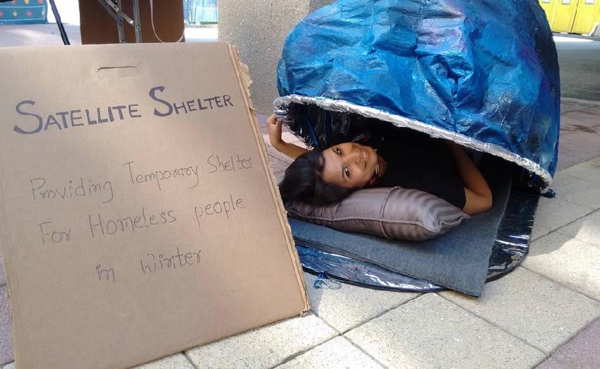 Satellite Shelter Sleeping Bag