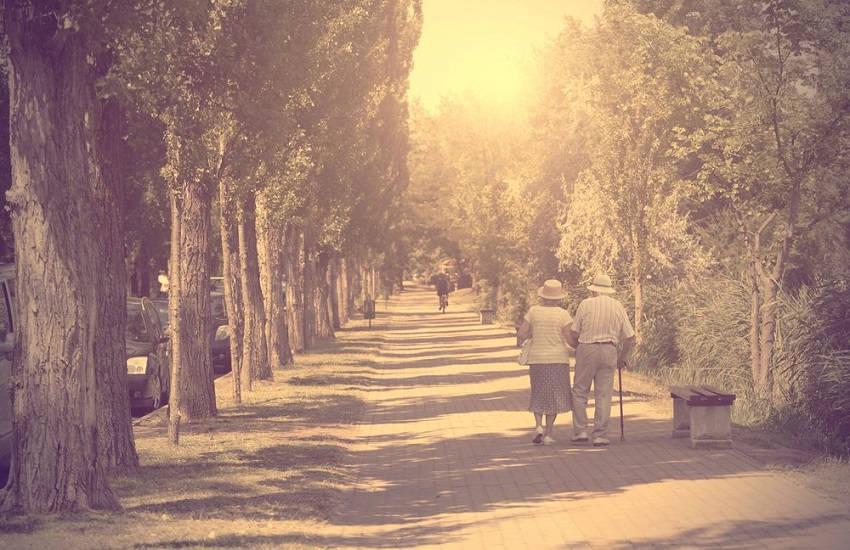 Great Grandparents Were Healthier
