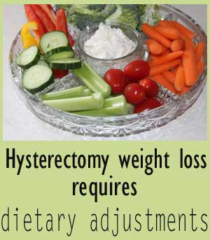 Hysterectomy Weight Loss And How To Do It Right