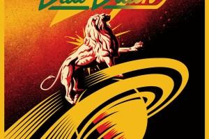 La portada del disco está diseñada por Shepard Fairey, mejor conocido como OBEY