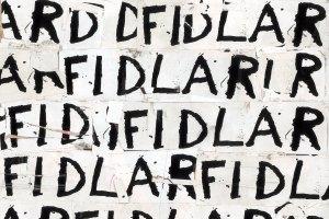 Portada del disco homónimo de FIDLAR