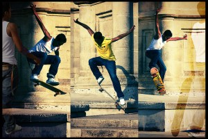 Skaters / Foto: Flickr/David Jubert