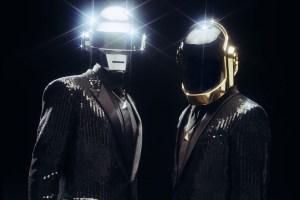 Daft Punk disco nuevo