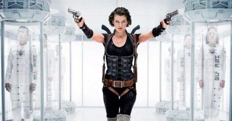 La saga Resident Evil podría continuar de manera indefinida