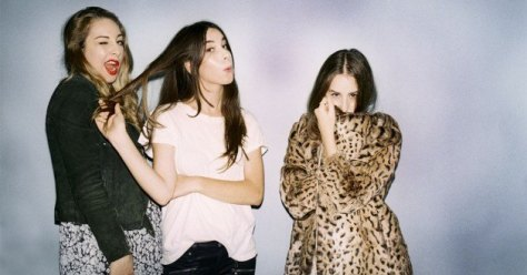 HAIM prepara nuevo documental Haim: Behind The Album