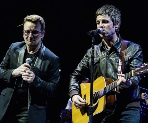 Noel Gallagher: Me rindo de tratar de defender a U2