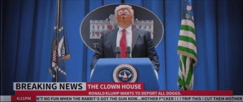 Snoop Dogg Donald Trump video