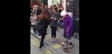 Esta señora mayor baila tan bien que se ha apropiado de todo Internet