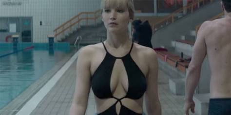Jennifer Lawrence Película