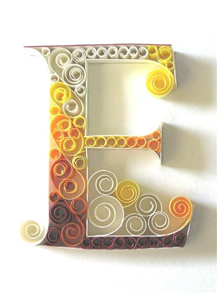 An Open Letter To Those Who Think That Their Life Sucks Beautiful Paper Quilling Letter Patterns By Sabeena Karnik
