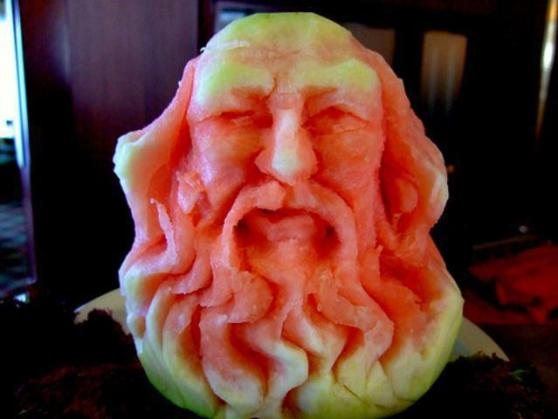 watermelon-carving-head