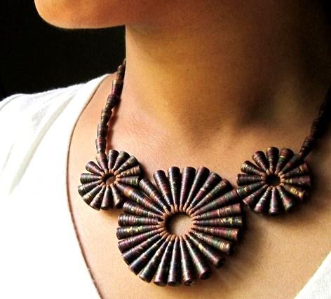 diy-paper-necklace