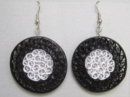 earrings-quilling