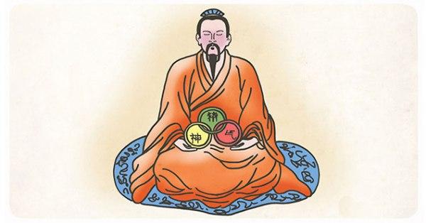 Balance Of The 3 Treasures