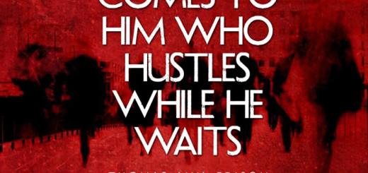 #speaklife hustling and waiting