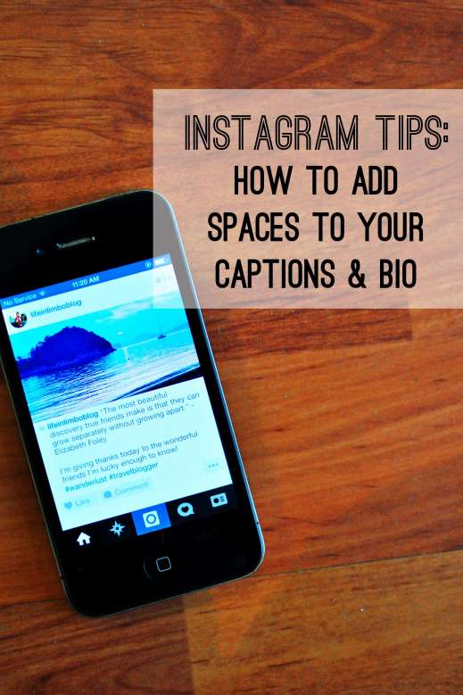 How to Add Line Breaks and Spaces to Your Instagram Captions and Bio
