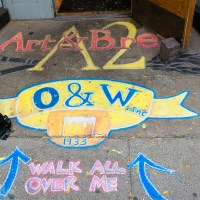 A2 Art and Brew 2014