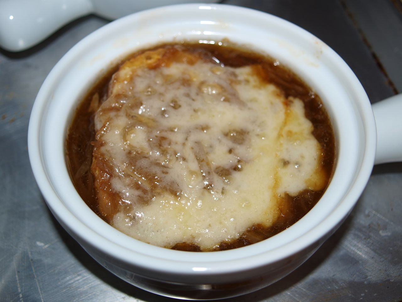 French Onion Soup - Life In Pleasantville