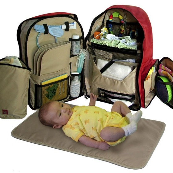 diaper bag travel