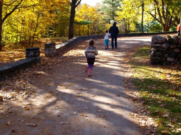 fall family travel