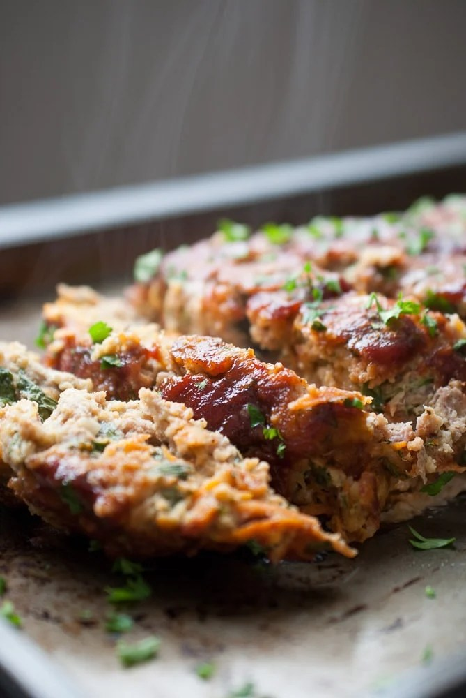Turkey Meatloaf Life is but a Dish
