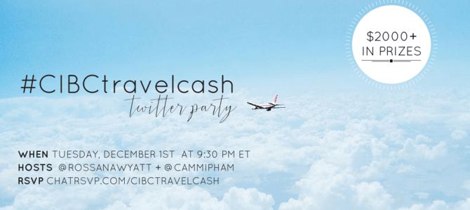 Travel made easier with CIBC Foreign Cash Online #CIBCTravelCash