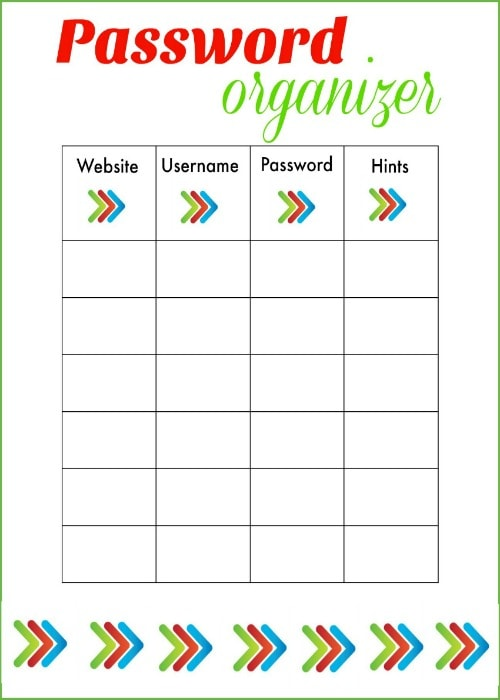 Get Your College Student Organized - Life is Sweeter By Design - college organizer
