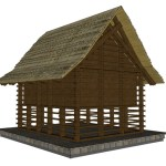 Japanese Playhouse – The Construction Documents