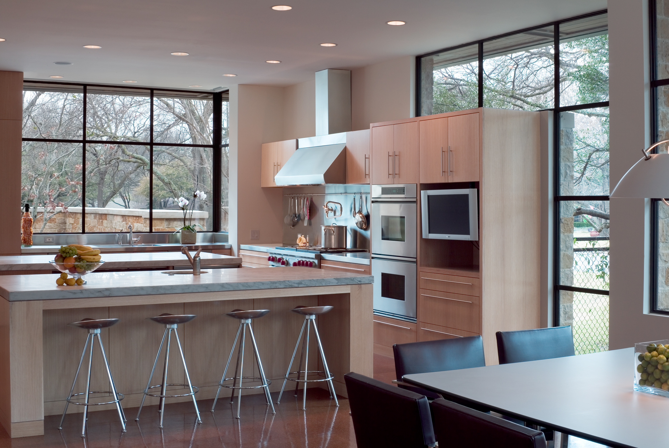 Top 10 modern kitchen design trends life of an architect - Modern kitchen island ...
