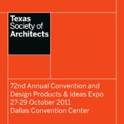 Texas Society of Architects 2011 Convention